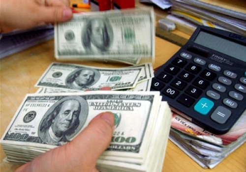 Tỷ giá trung tâm đi ngang, USD ngân hàng tiếp tục ổn định