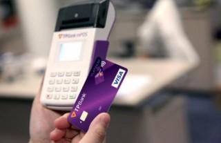Chạm và thanh toán an toàn với thẻ Visa mới của TPBank