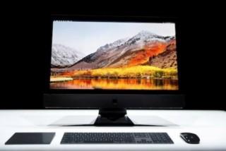 iMac Pro không trang bị cảm ứng phát hành ngày 14/12