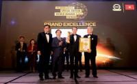 Public Bank Vietnam nhận giải thương hiệu xuất sắc BrandLaureate