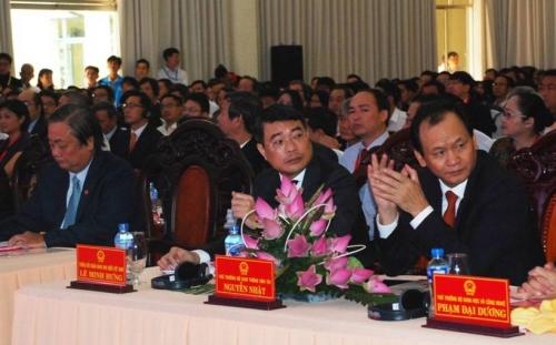 Thống đốc Lê Minh Hưng dự hội nghị xúc tiến đầu tư tại Đồng Tháp