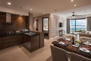 Khởi sắc thị trường cho thuê căn hộ cao cấp