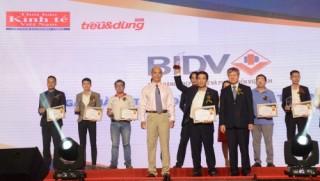 Hai sản phẩm BIDV đạt giải thưởng Tin và Dùng 2017