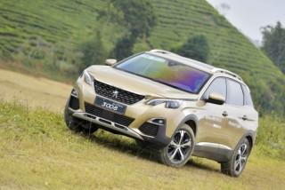 Peugeot 5008 và 3008 mới làm nóng thị trường ô tô