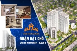 Sắp mở bán đợt 1 căn hộ Monarchy B Đà Nẵng - Ngọc sáng sông Hàn