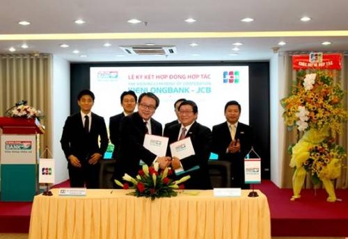 Kienlongbank và JCB hợp tác phát triển dịch vụ thẻ quốc tế