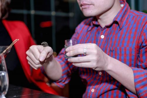 Vodka Beluga và Caviar De Duc – Bản hòa phối của sự cao cấp và tinh tế