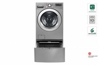 LG công bố bốn mẫu máy giặt lồng đôi TWINWash thế hệ mới