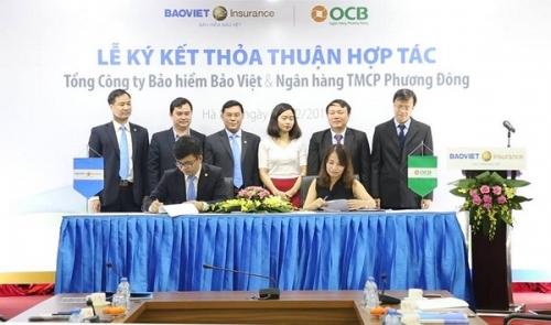 OCB và Bảo hiểm Bảo Việt hợp tác phát triển dịch vụ