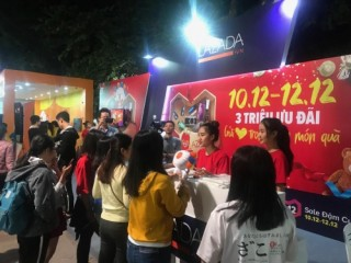 Khai mạc Ngày mua sắm trực tuyến - Online Friday 2018