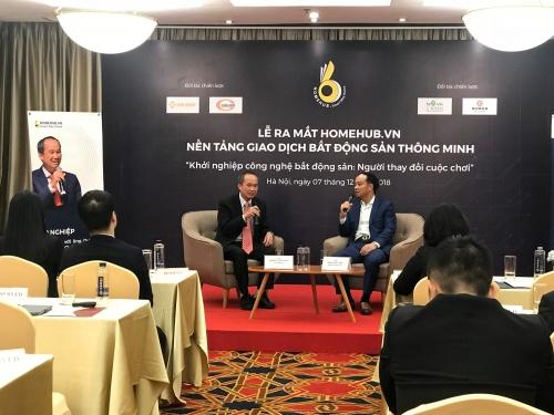 HomeHub.vn - Giải pháp thông minh cho thị trường bất động sản
