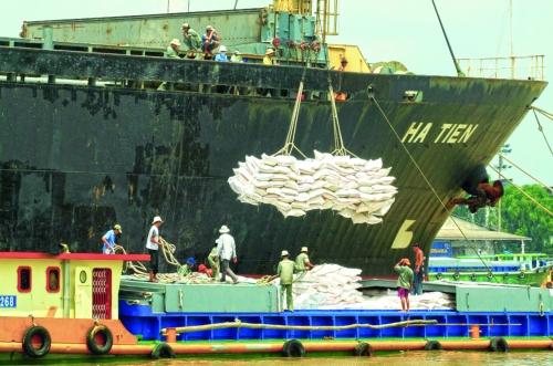 Sức mạnh dòng tiền vào cổ phiếu cảng biển