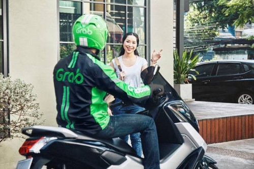 Yamaha Motor đầu tư chiến lược vào Grab