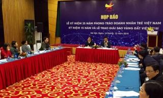 200 thương hiệu đạt giải Sao Vàng đất Việt 2018