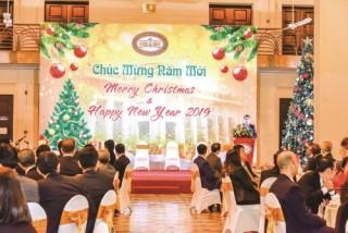 Đồng hành cùng Việt Nam tăng trưởng bền vững
