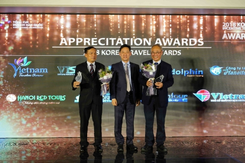 Khách du lịch Việt đến Hàn Quốc tăng 42,1%