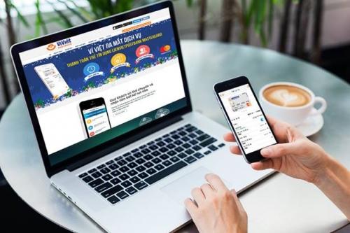 Ví Việt bổ sung tiện ích cho khách hàng