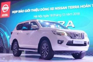Nissan Terra hoàn toàn mới có khả năng vận hành vượt trội