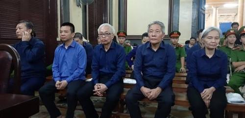 Vụ thiệt hại tại DongA Bank: Bị cáo Trần Phương Bình phải nhận án chung thân