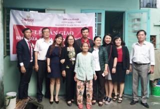 Agribank Đà Nẵng tài trợ xây dựng 35 căn nhà tình nghĩa