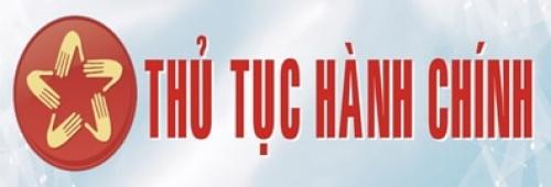 Công bố TTHC được sửa đổi, bổ sung và bị bãi bỏ lĩnh vực cấp phép ngân hàng