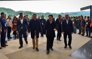 Bộ trưởng Bộ GTVT kỳ vọng sân bay Vân Đồn sẽ thành sân bay trọng điểm quốc gia