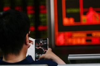 Bất ổn tài chính tăng cao ở Trung Quốc