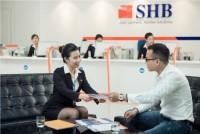 SHB ưu đãi lãi suất, tặng bảo hiểm cho khách hàng cá nhân vay vốn