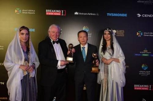 Vietnam Airlines đón nhận 2 giải thưởng lớn tại World Travel Awards 2019