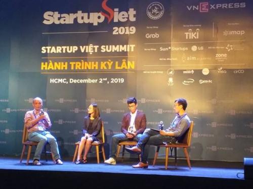 Startup Việt 2019 thu hút 500 khách mời