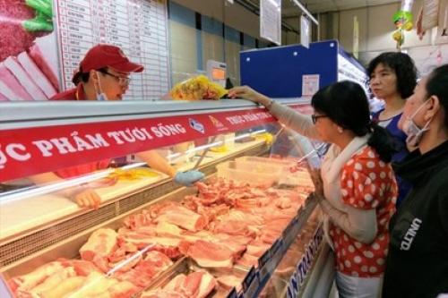 Nhiều thực phẩm cao cấp thay thế thịt heo dịp tết