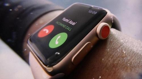 Apple Watch đã dùng được eSIM tại Việt Nam