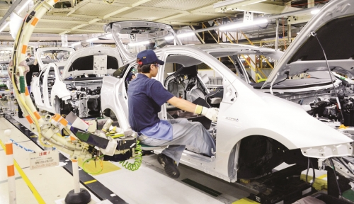 Phát triển ngành công nghiệp hỗ trợ ô tô