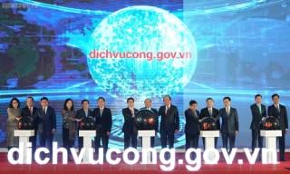 Chính thức khai trương Cổng Dịch vụ công Quốc gia
