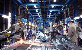 Sản xuất công nghiệp, xuất khẩu đều tăng trưởng khả quan