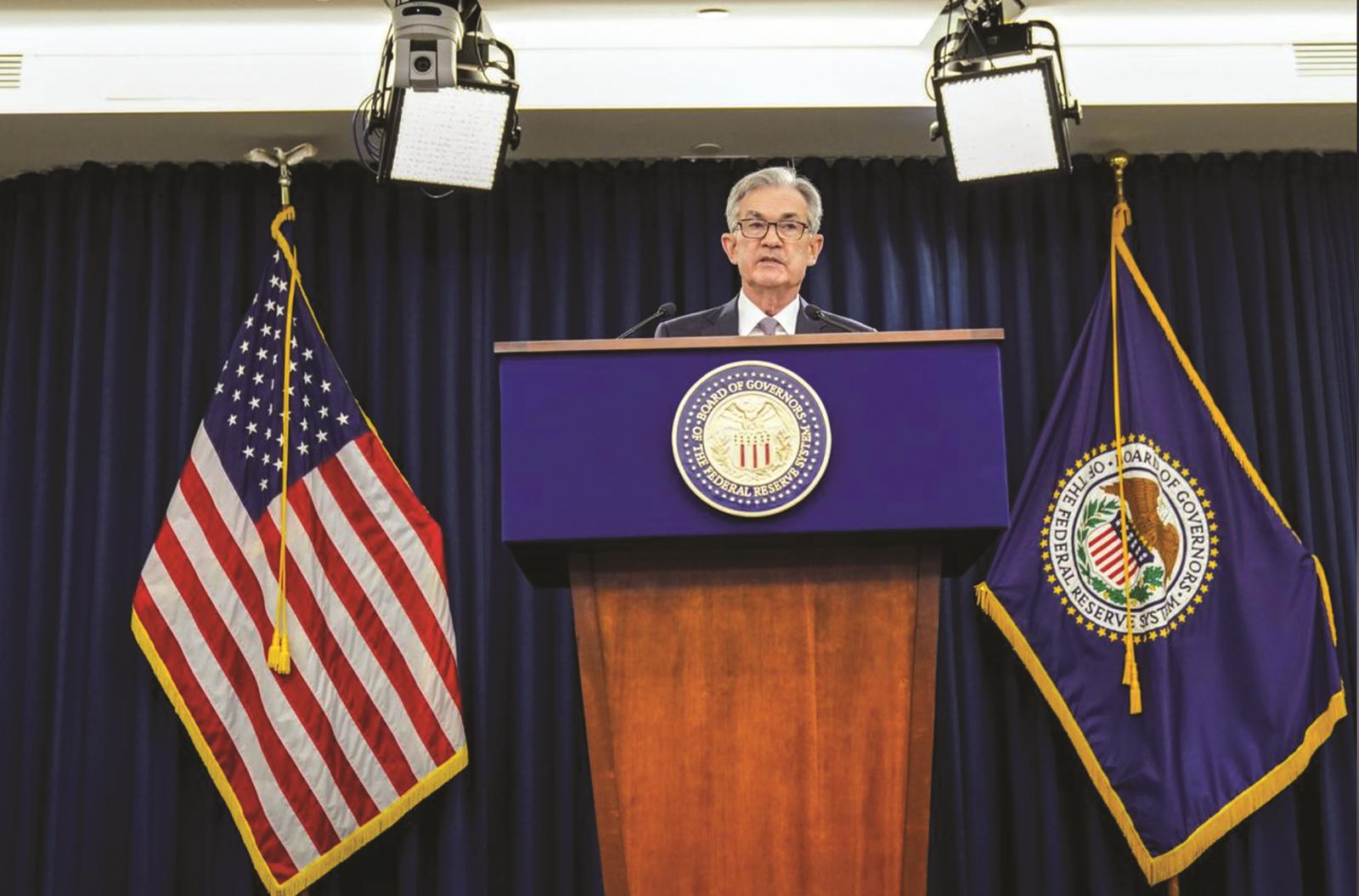 Lãi suất hiện tại có thể được Fed duy trì trong cả năm 2020