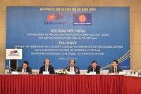 Đối thoại về cải thiện môi trường đầu tư và thương mại Việt Nam