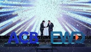FWD và ACB công bố hợp tác e-bancassurance đầu tiên tại Việt Nam