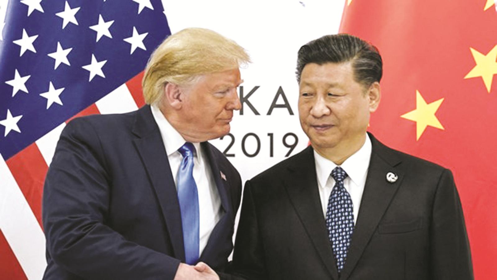 Mỹ - Trung đồng ý thỏa thuận thương mại giai đoạn một
