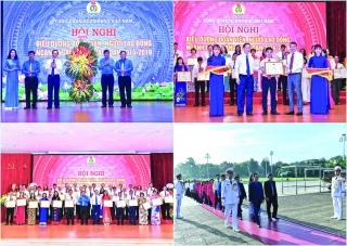 Công đoàn Ngân hàng Việt Nam:10 hoạt động tiêu biểu năm 2019