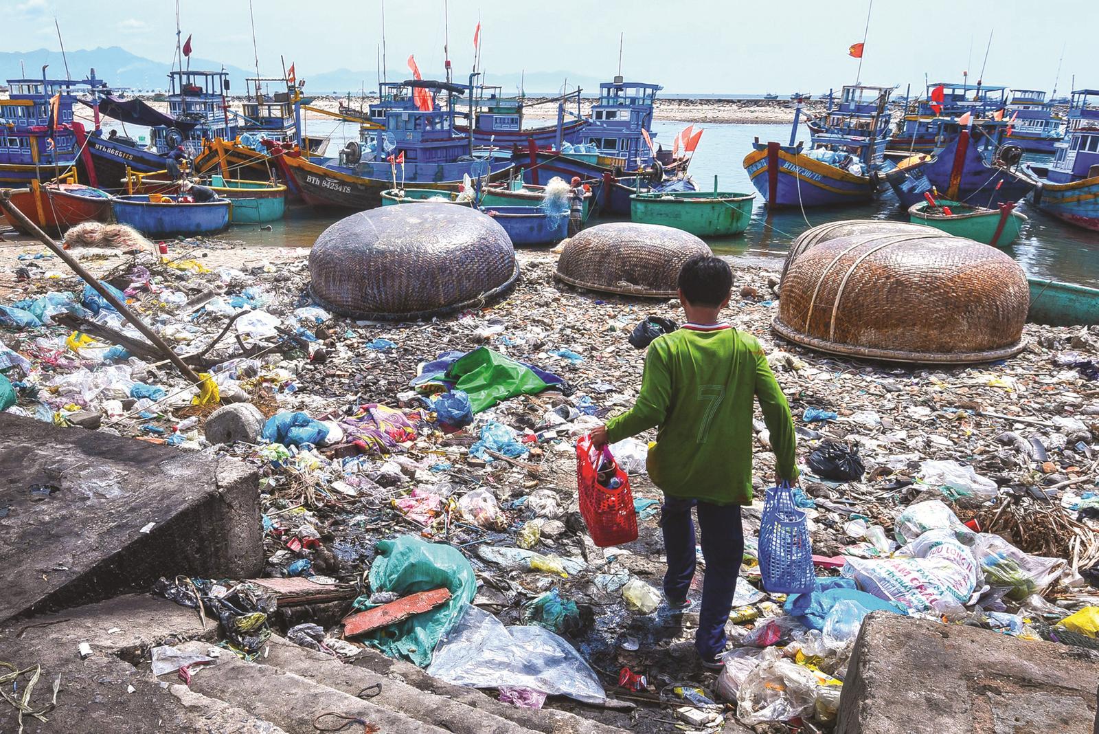Xử lý rác thải nhựa: Thúc đẩy kinh tế nhựa tuần hoàn