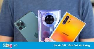 iPhone 11 Pro Max và loạt smartphone có camera tốt nhất năm 2019
