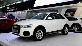 Audi triệu hồi xe Audi Q3 tại Việt Nam để cập nhật phần mềm điều khiển