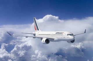Air France đặt mua 60 máy bay Airbus A220-300