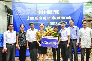 Công đoàn Cơ sở NHNN Chi nhánh tỉnh Vĩnh Phúc: Tích cực chăm lo đời sống cho người lao động