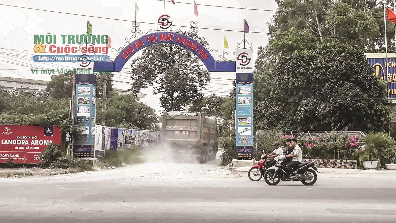 Bắc Ninh: Chấn chỉnh vi phạm chất lượng công trình xây dựng