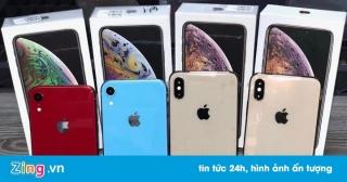 iPhone cũ giảm giá mạnh, XS Max còn dưới 15 triệu tại Việt Nam