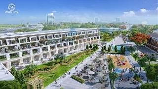 Cuộc sống hiện đại, khu đô thị mới ngày càng được ưa chuộng