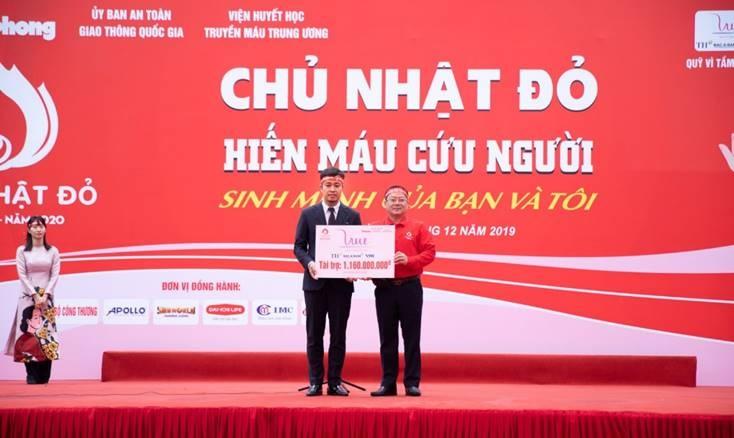 dong hanh cung chu nhat do bac a bank lan toa yeu thuong