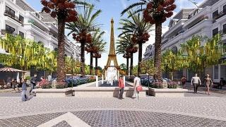 Ra mắt Paris Elysor - siêu phẩm đất nền trung tâm TP.Thanh Hoá